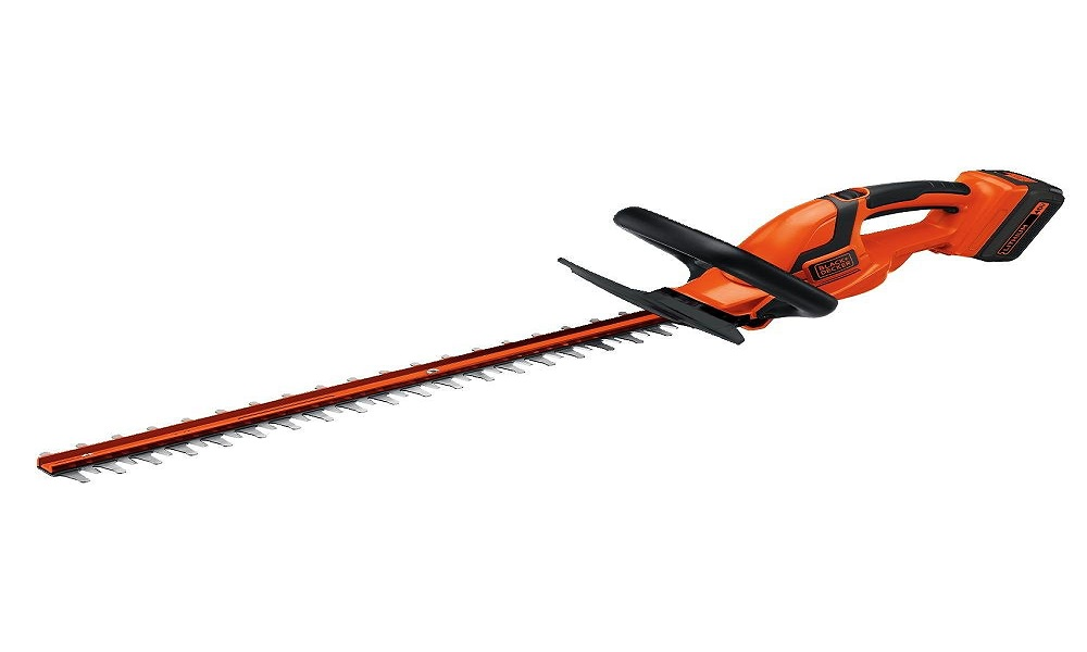 BLACK+DECKER LHT2220B Lithium-Ion Cordless Hedge Trimmer