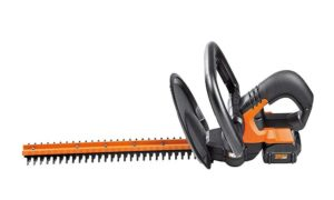 Worx WG255.1 20V Power Share 20″ Cordless Electric Hedge Trimmer Review