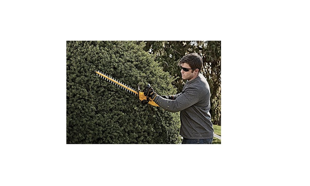 Dewalt Hedge Trimmer Review